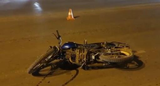 В Башкирии на мотоцикле насмерть разбился 17-летний парень
