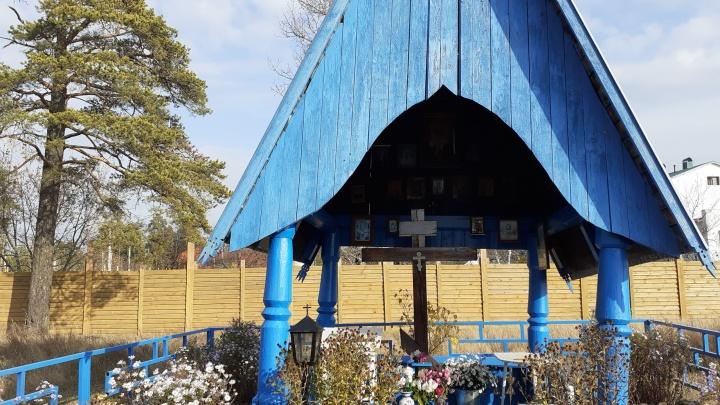 В Большеорловском похоронили жертв борского стрелка