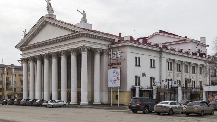 «Отремонтируют изнутри и снаружи»: в Волгограде заказали проект реставрации Нового экспериментального театра