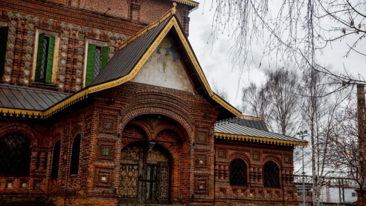 В Ярославле восстановят церковь с тысячерублёвой купюры