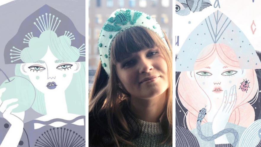Царевны в комбинезонах: как художнице из Архангельска удалось сделать Север в Instagram модным