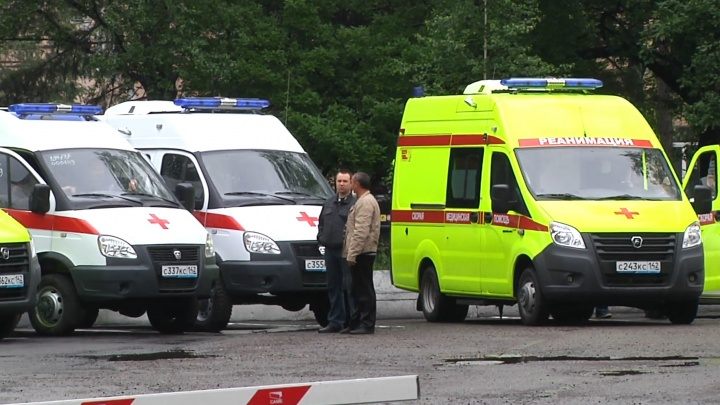 Власти Кузбасса полностью обновили автопарк скорой помощи в Новокузнецке