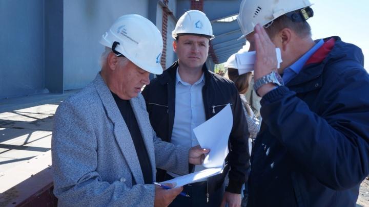 Застройщикам Архангельска предложили провести добровольный аудит своих объектов