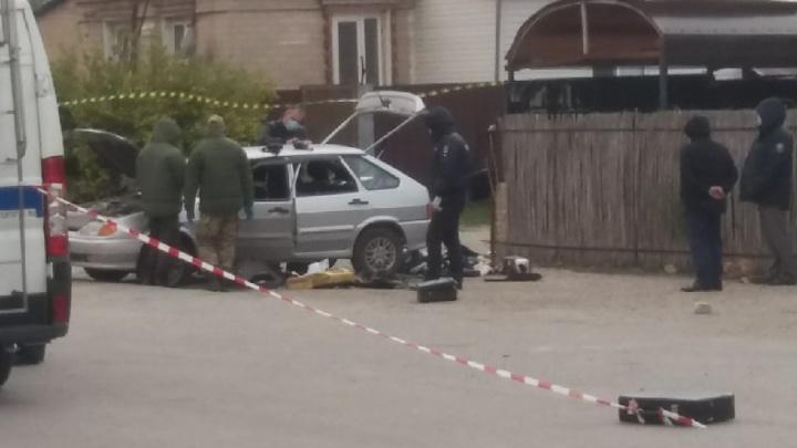 СК: в результате взрыва в Волгограде пострадал полковник МВД в отставке