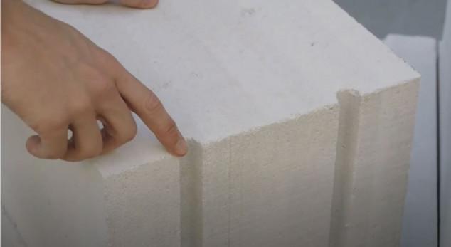 Завод «Поревит» выпустил новый вид газобетонного блока: материал стал еще теплее и выгоднее