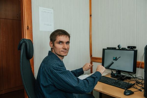 Инженер уже создал прототип системы и даже рассказал о ней лично Владимиру Путину