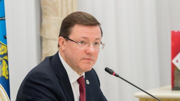 Дмитрий Азаров прокомментировал ситуацию с коронавирусом в Самарской области