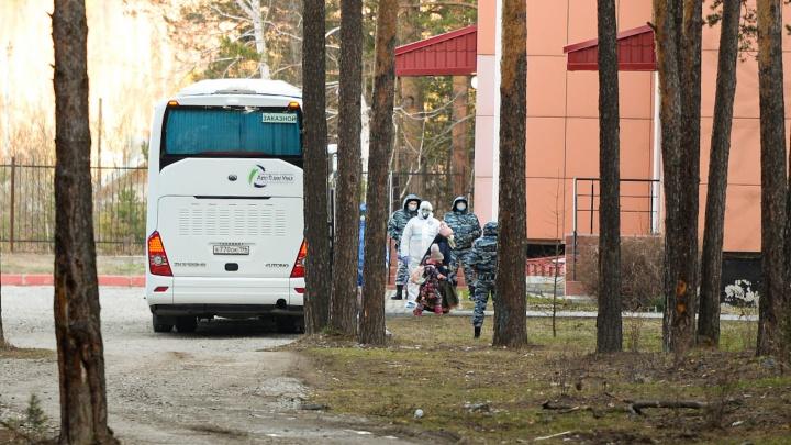 Екатеринбуржцев с коронавирусом после больницы будут отвозить на базу отдыха за городом