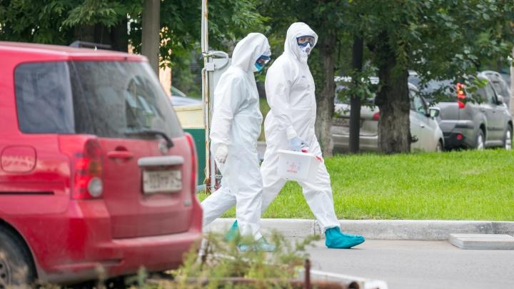 В Красноярском крае скончались еще три человека с коронавирусом