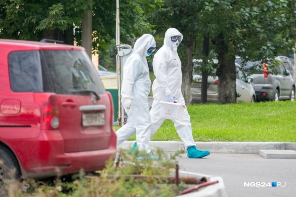 За прошедшие сутки скончались еще три пациента с коронавирусом