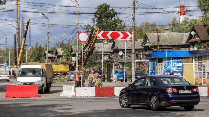 Власти назвали дома, которые снесут из-за строительства развязки на Циолковского