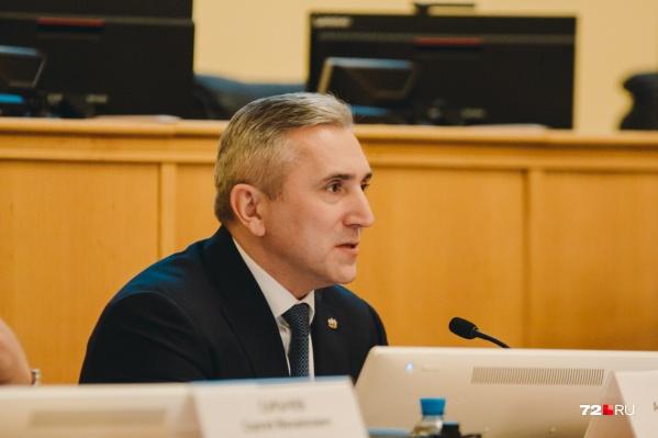 Распоряжение подписал глава региона Александр Моор