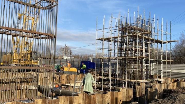 Власти дополнительно ограничат движение для строительства развязки на Циолковского