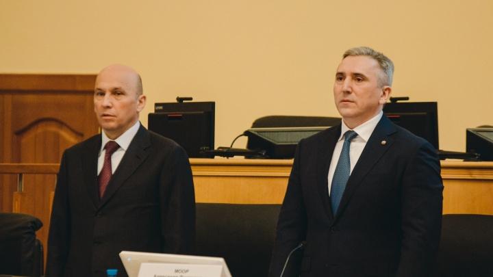 Вице-губернатор Сарычев подписал изменения в постановление о «коронавирусном» режиме. Почему не Моор?