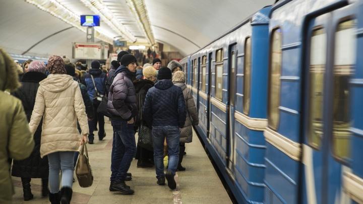 Новосибирское метро возвращается к обычному интервалу движения поездов