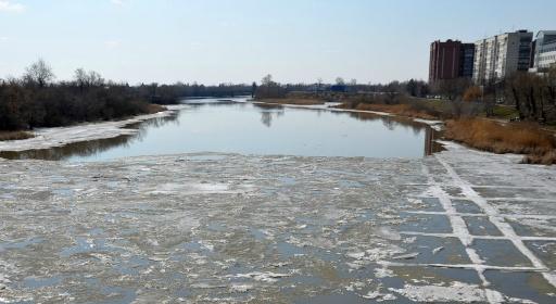 В Зауралье резко вырос уровень воды в реках