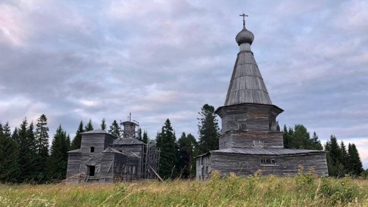 Путин поручил передать Кенозерскому парку три деревянных церкви из районов Поморья