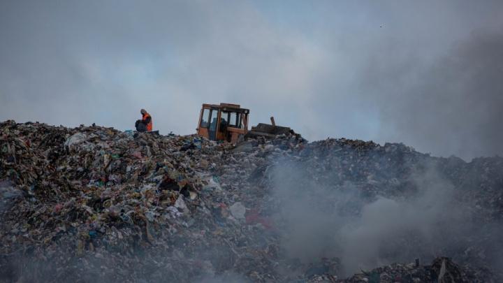 Тариф на вывоз мусора в Новосибирской области пересчитают к сентябрю