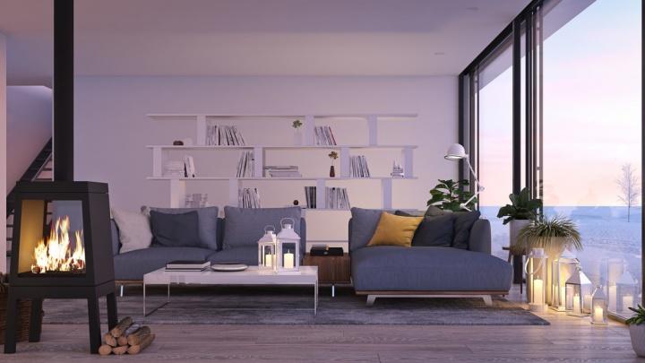 Модный Open-Space, или Свободная планировка: как превратить типичную «двушку» в квартиру-студию и не нарушить закон
