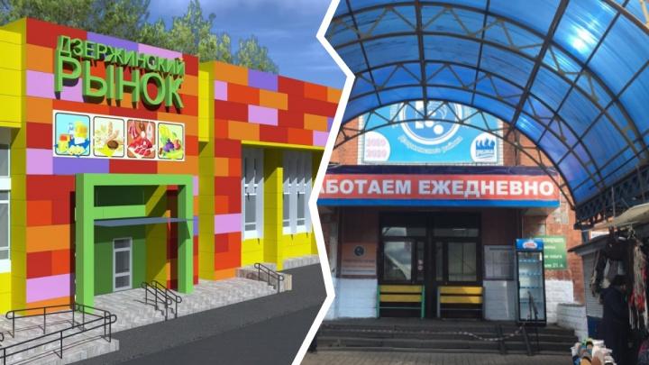 «Скоро откроем»: владелец Дзержинского рынка показал, как его перестроит после пожара