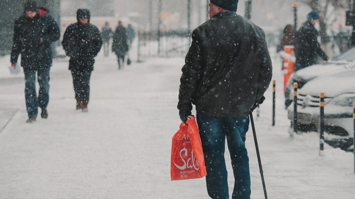 После морозов будет резкое потепление. Погода на все выходные в Тюмени