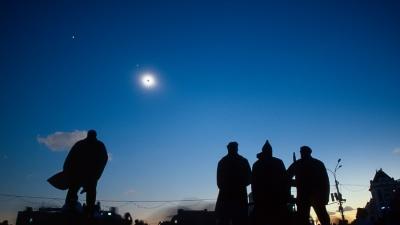 Полное солнечное затмение в 2008 году: вспоминаем, как это было