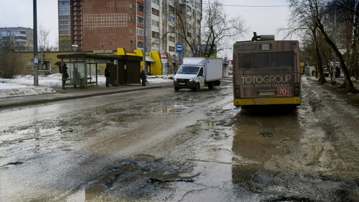 «Пора принимать радикальные меры»: мэр Перми рассказал, где капитально отремонтируют дороги