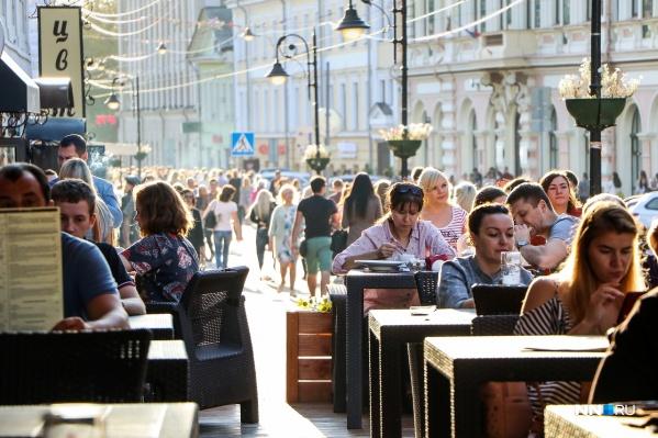 Владельцам кафе и ресторанов теперь будет проще организовывать пространство