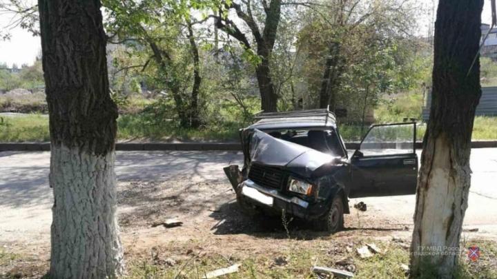 В Волгоградской области в авариях погибли два пожилых водителя