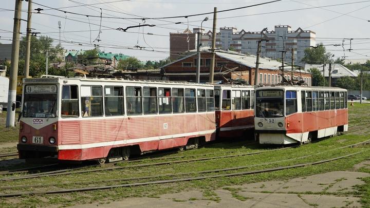 В Омске приняли новый генплан — без метро, но с трамваем
