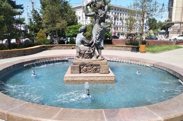 Ремонтировать фонтаны в этом году не будут