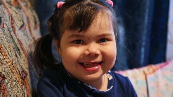 Смертельно больной девочке из Уфы отказали в лечении в Израиле