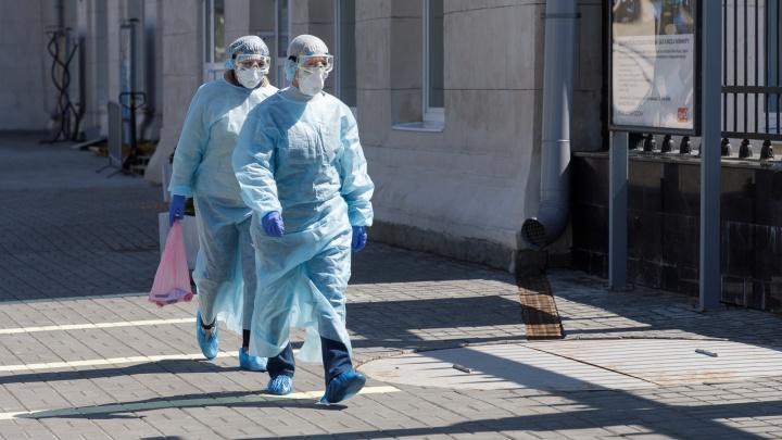 Стремительный рост продолжается: смотрим на график заражения коронавирусом в Волгограде