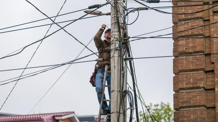 Сотни домов в Ростове останутся без электричества. Публикуем график отключений
