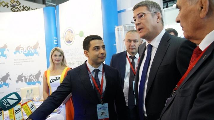 Хабиров — БСК: «Мы готовы во всем подставить вам плечо, давайте дальше двигаться вместе»