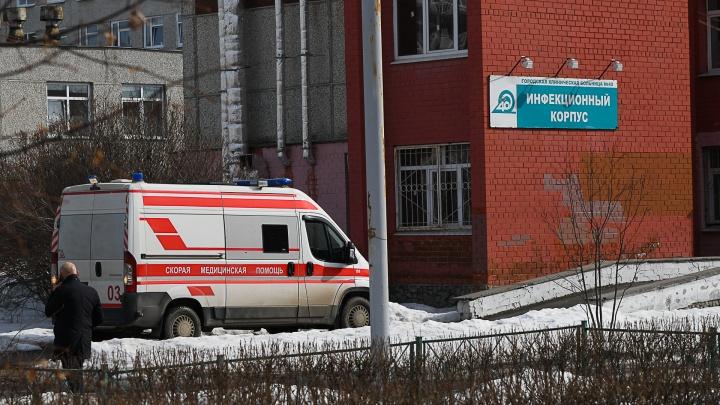 В Свердловской области вдвое чаще стали болеть коронавирусом молодые люди