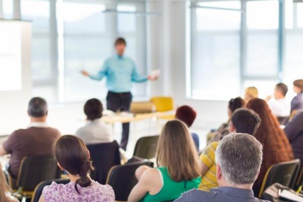 В программе конференции — выступления полутора десятков спикеров из крупнейших компаний России