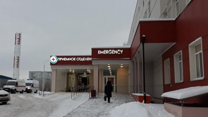 В БСМП подготовили 120 мест для лечения больных с COVID-19