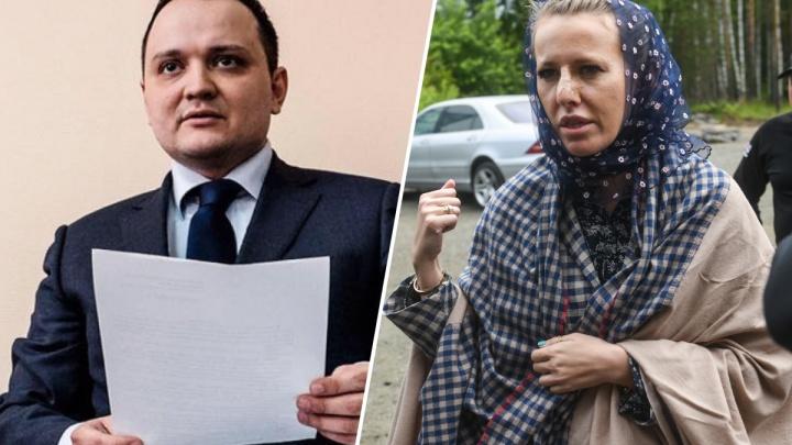 Известный адвокат, который отстоял Голунова, будет защищать Собчак в деле против схиигумена Сергия