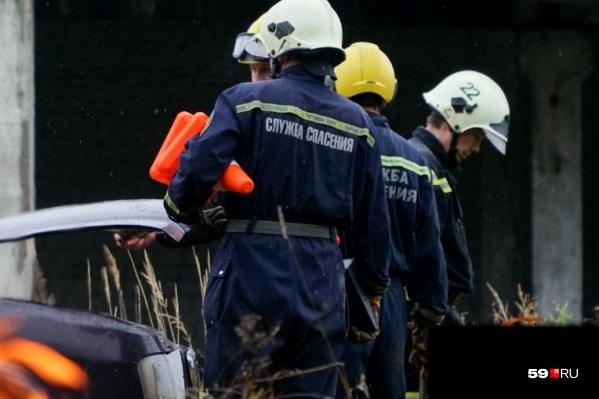 Спасатели пожаловались на условия труда в период пандемии