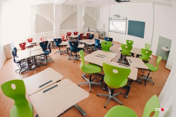 Школы в Тюмени готовятся к новому учебному году