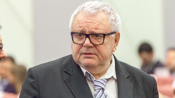 Экс-губернатор получил звание почетного гражданина Самарской области
