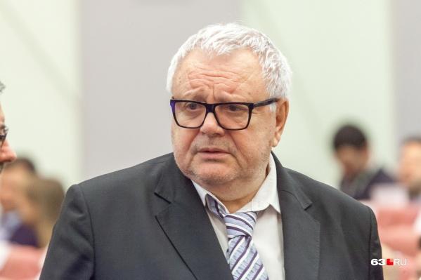 Константин Титов был губернатором Самарской области с 1991-го по 2007 год