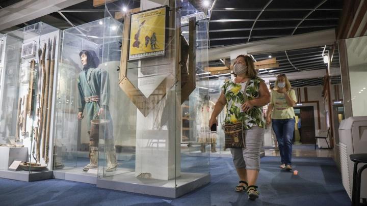 В Красноярске после коронавирусных ограничений начали открывать музеи
