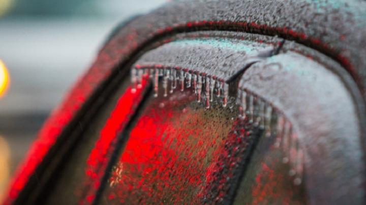 Заморозки до минус 5 случатся ночью в Ростовской области