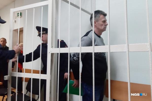 Сергей Корсуков в самом начале рассмотрения дела настаивал на закрытии процесс от СМИ