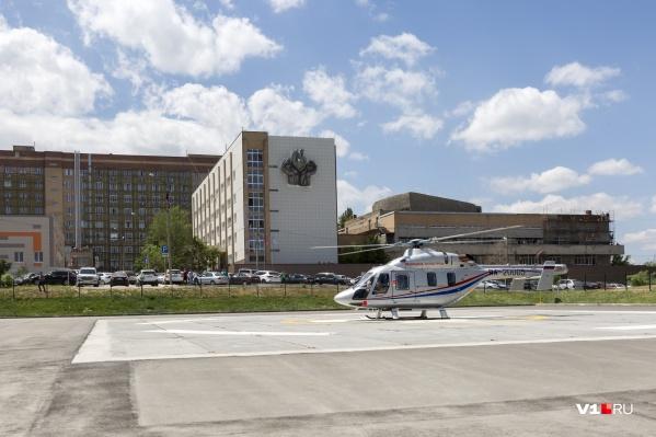 Нейрохирургическое отделение закрыли на карантин