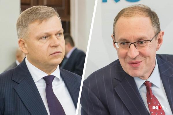 Дмитрий Самойлов стал главой администрации Перми в 2014 году