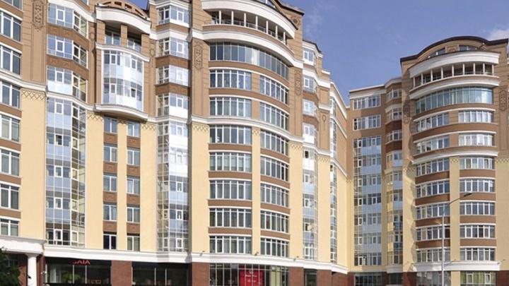 Стоимость квадратного метра в самом дорогом доме Екатеринбурга достигла 278 тысяч рублей