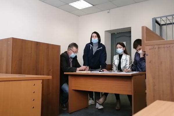 Суд не нашел правонарушения в действиях Екатерины Сурсяковой
